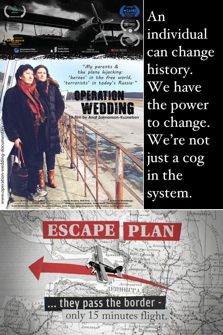 They tried to hijack a plane & fly out of the USSR in 1970. Now, their daughter has made an award-winning, inspiring doc on the daring plan that changed the Soviet-Jewry movement forever. A Q+A with director Anat Zalmanson-Kuznetsov.