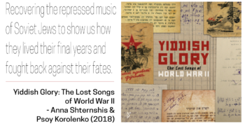 Soviet-Jewish Decade Top Picks - Yiddish Glory album