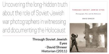 Soviet-Jewish Decade Top 10 List: Through Soviet Jewish Eyes by David Shneer