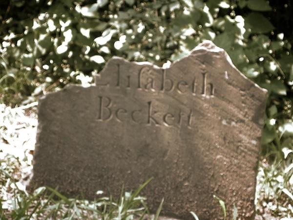 Salem Cemetery for digital afterlife post
