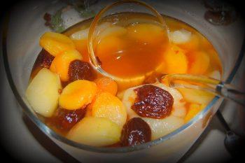 Russian kompot recipe