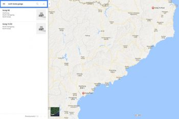 Mapping Gulags - What Happened When Google Turned the Lights on in North Korea