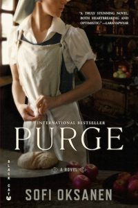 Cover of Purge by Sofi Oksanen