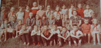 Early 1960s Soviet schoolchildren for Soviet-Jewish immigration stories