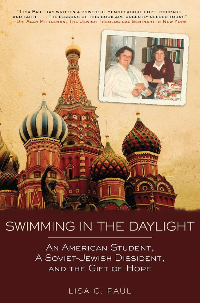 Cover of Swimming in the Daylight by Lisa Paul